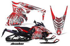 Yamaha Viper Graphic Sticker Kit AMR Racing Snowmobile Sled Wrap Decal 13-14 DED