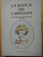 1993-LA BANCA DEI CARPIGIANI-CASSA DI RISPARMIO DI CARPI