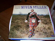 NIVEN MILLER IN CONCERT-CANADA REQUESTS-AUTOGRAPHED + PROGRAM-APEX-SCOTLAND