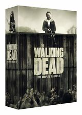 THE WALKING DEAD Stagioni 1-6 Serie Complete BOX 27 DVD in Inglese NEW .cp