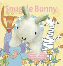 Snuggle Puppet: Snuggle Bunny by Emma Goldhawk (2015, Board Book)