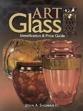 2003 Art Glass Identification Price Guide Book Tiffany Reneacute Lalique New
