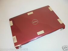 NEW Genuine Dell Studio 1557 1558 15.6'' RED LCD Back Cover w/Power Button T210N