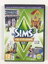 Jeu Les Sims 3 Vie citadine Kit / Sur PC et Mac (clé cd valide)