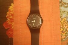 Vintage Swatch Watch 1984 High Tech GB002