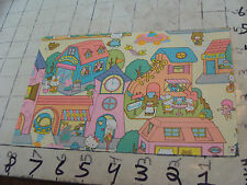 HELLO KITTY: 1983 vintage JAPANESE PAPER BAG, so cute, SANRIO CO LTD