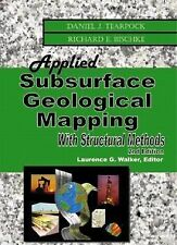 APPLIED SUBSURFACE GEOLOGICAL MAPPING - NEW HARDCOVER BOOK