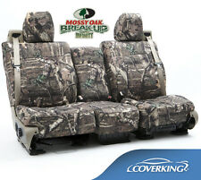 NEW Full Printed Mossy Oak Break-Up Infinity Camouflage Seat Covers / 5102025-35