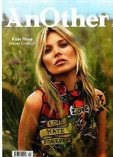 AnOther Magazine #27 A/W 2014 KATE MOSS NEVER ENOUGH Lexi Boling HELENA SERVERIN