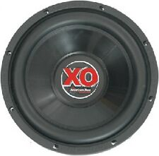 "American Bass XO1044 Subwoofer 10"" 60Oz.Magnet;Dual 4 Ohm"