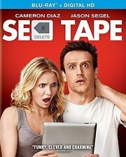 Sex Tape (Blu-ray Disc, 2014, Includes Digital Copy; UltraViolet)
