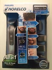 PHILIPS NORELCO MEN'S CORDLESS TURBO POWER GROOMING KIT QUICK CHARGING QG336