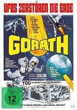 Ufos zerstören die Erde (Gorath) - aus der Godzilla-Schmiede - Filmjuwelen DVD