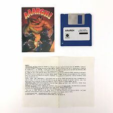 AAARGH !  DRO SOFT / MELBOURNE HOUSE 1988 SPAIN DISKETTE 3½ COMMODORE AMIGA DISK
