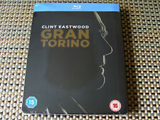 Blu Steel 4 U: Gran Torino : Limited Edition Steelbook Sealed Embossed Eastwood