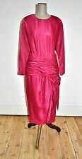 Vintage 80's TEENA VARIGOS Party/Cocktail/Disco/Formal/Wedding Dress