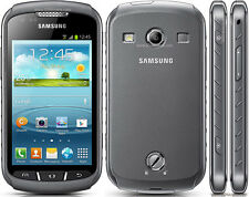 New Samsung Galaxy Xcover 2 GT-S7710 4GB Titanium Grey IP67 Unlocked Smartphone