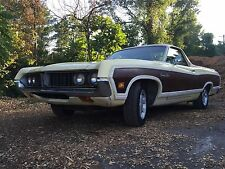 Ford : Ranchero SQUIRE