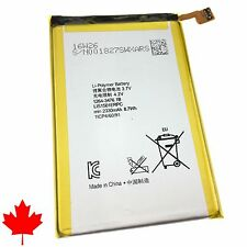 Replacement Battery for Sony Xperia ZL / Xperia X C6503 C6502 C6506 2330mAh