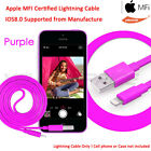 Heavy Duty USB Lightning Charger Data Cable for iPhone 6 5 5S 5C iPad 4 Mini Air