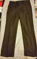Men's Dark Brown Trousers - Lincoln - Excellent Condition - 34W 31L