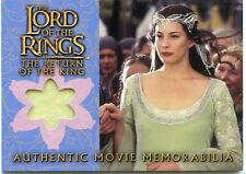 2003 TOPPS LORD OF THE RINGS LIV TYLER ARWEN'S CORONATION DRESS