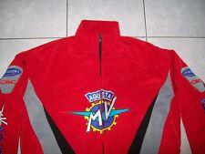 NEU MV Agusta CRC Fan-Jacke rot schwarz grau alle Modelle veste jacket jas jakka