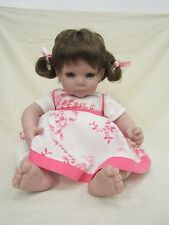 "Adora by Frank Young MA-2112 18"" Blue Eye Baby Girl Doll"