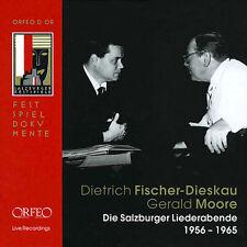 Die Salzburger Liederabende, 1956 - 1965 New CD