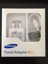 100% Original Samsung Galaxy S5/S7/S6Edge Note 4/5 Genuine Adaptive Fast Charger