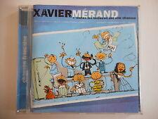XAVIER MERAND : TOUTES LES HISTOIRES ONT UNE CHANSON || CD ALBUM | PORT 0€