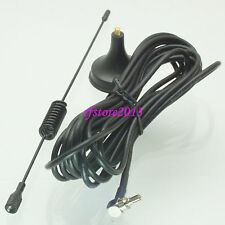 3G 3dBi CRC9 male plug 90° GPRS GSM magnetic base Antenna for Huawei 3G Modem