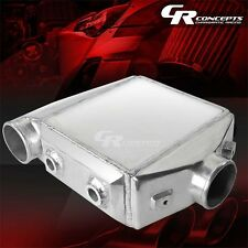 "ALUMINUM 16.5x13X4.5""BAR&PLATE RACING FRONT MOUNT WATER-TO-AIR TURBO INTERCOOLER"