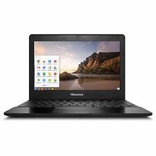 "Hisense 11.6"" Chromebook C11 with 1.8GHz Quad-Core Processor, 2GB RAM & 16GB HDD"