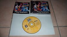 Jeu Playstation 1 PS1 - X-MEN vs STREET FIGHTER - complet avec notice - BE PAL