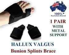 QUALITY Bunion Splints Foot Toe Pain Relief  Hallux Valgus Splint Brace