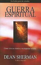 Guerra Espiritual : Las Armas y la Estrategia para Triunfar en la Lucha...