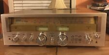 Vintage Sansui G-3000 Stereo Receiver - Tested Works - Needs New Bulbs - Japan