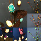 GaiaShine Twig Branches Natural Cocoons Handmade Patio Decor Lamps Lighting US