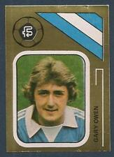 FKS 1978/79 SOCCER STARS GOLDEN COLLECTION- #180-MANCHESTER CITY-GARY OWEN