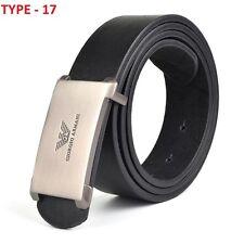 Cuir ceintures, famous brand, homme ceinture