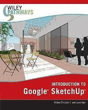 Wiley Pathways Introduction to Google SketchUp (Wiley Pathways)