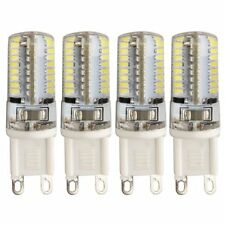 4 x G9 3W 3014 SMD 64 LED Gluehlampe Lampe 3000K - Warmweiss GY