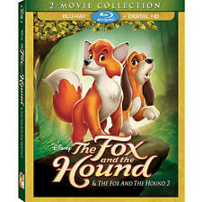 The Fox and the Hound & The Fox and the Hound 2 (2 Movie Collection) Bluray