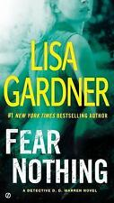 Fear Nothing by Lisa Gardner (2014, Paperback)