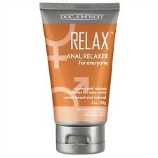 RELAX ANAL RELAXER 2 OZ. BULK Get ready for anal fun! This innovative water-base