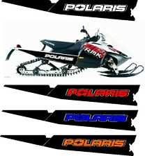 POLARIS IQ RMK SHIFT DRAGON 550 600 800 155 163 TUNNEL DECAL STICKER 2