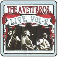 Live, Vol. 2 by The Avett Brothers (CD, May-2005, Ramseur Records)