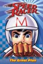 Speed Racer: The Great Plan No. 1 by Chase Wheeler (2008, Hardcover)