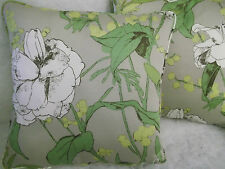 "ROMO ""Beatrix"" 1 PAIR OF 16"" CUSHION COVERS"